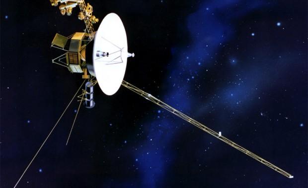 Voyager Artist Rendering