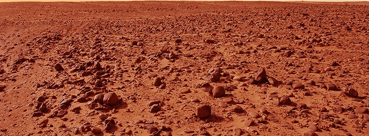 red planet mars surface - photo #38