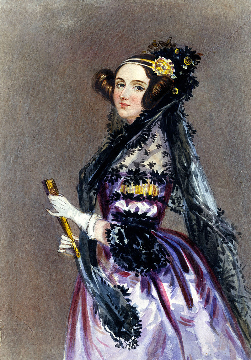 ada lovelace women in science STEM