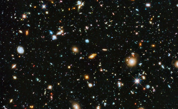 Hubble conselice 2 trillion 100 billion galaxies in universe