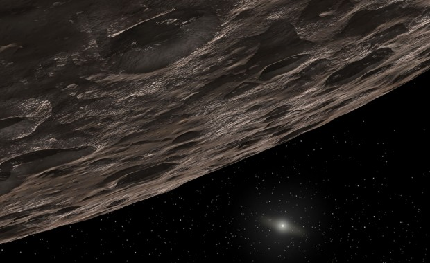 New Dwarf Planet 2014 UZ224 pluto kuiper belt