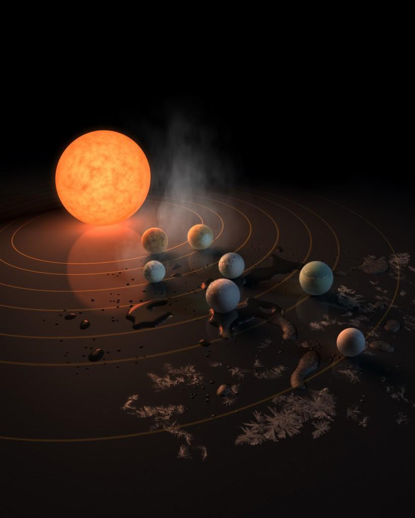 NASA planets JPEG
